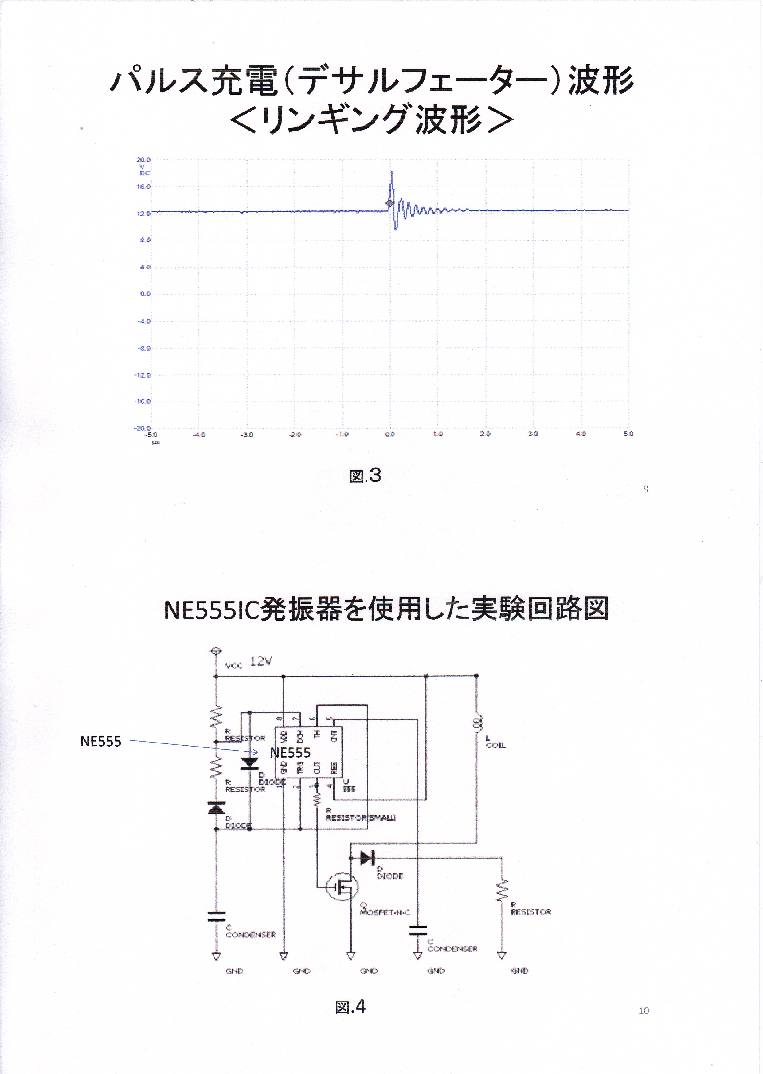 静止型発電機の基礎研究01-5