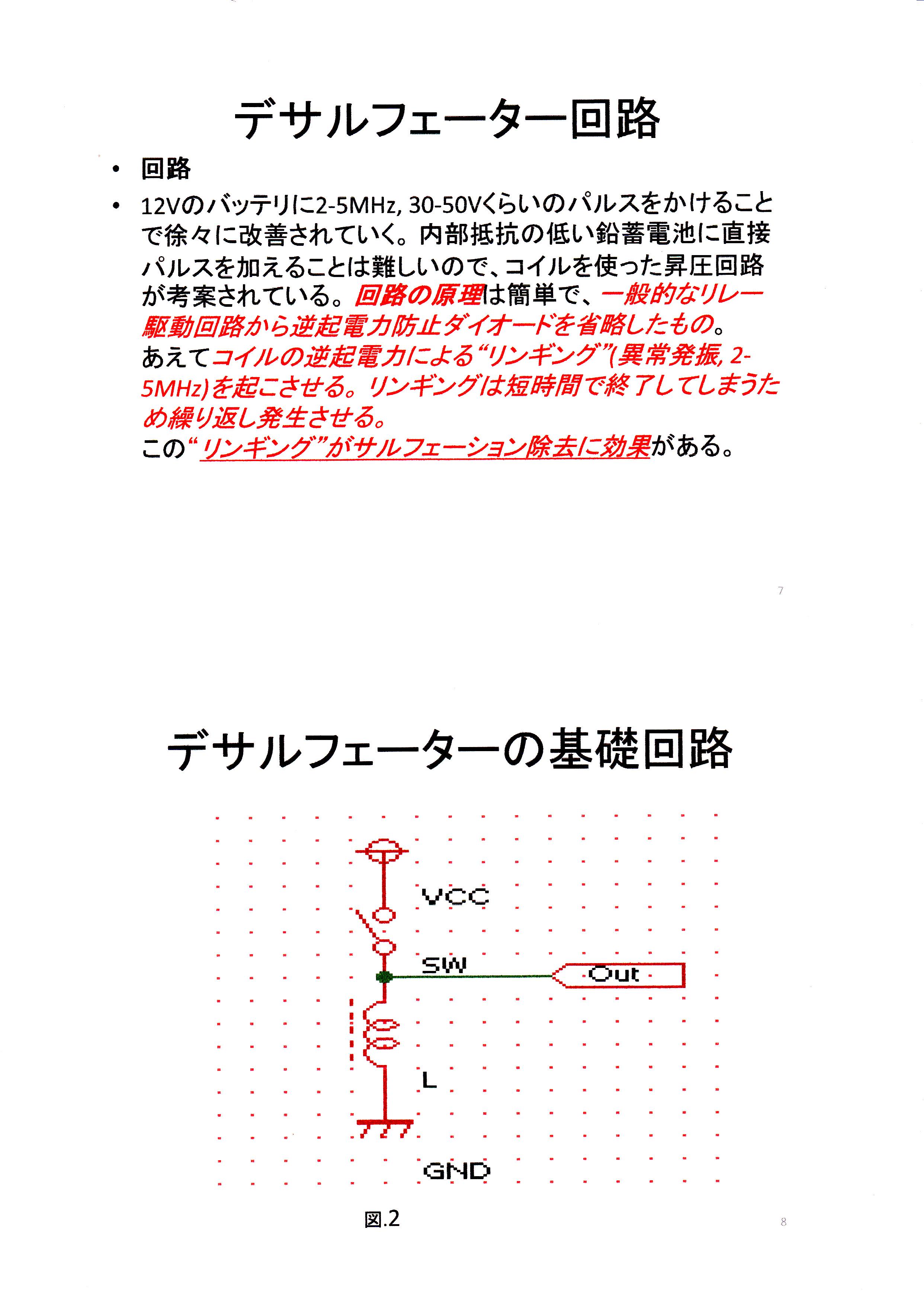 静止型発電機の基礎研究01-4