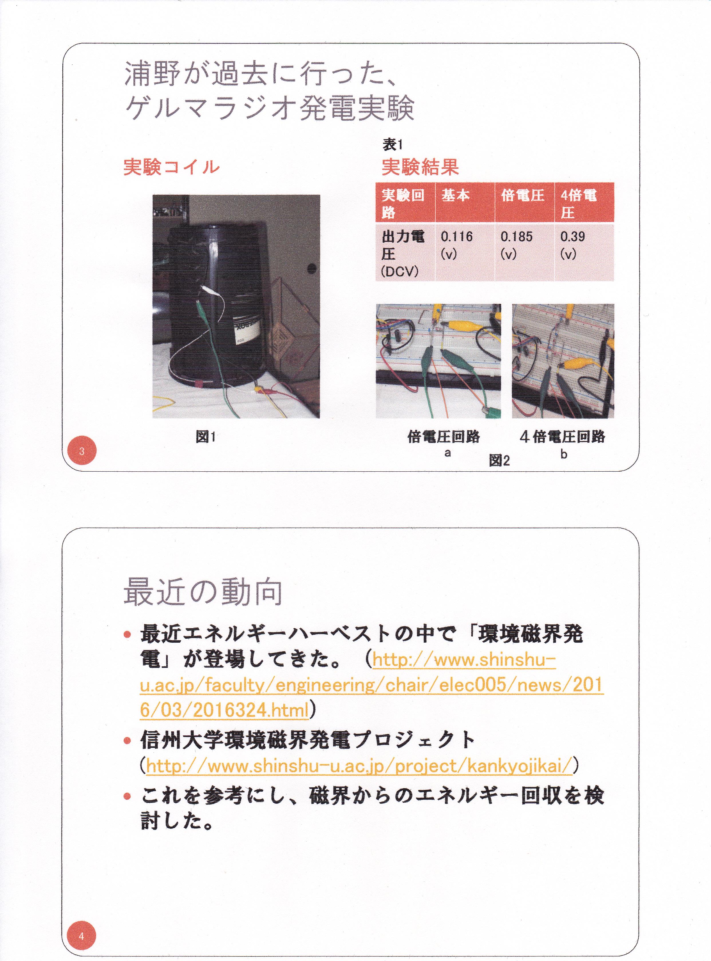 静止型発電機の基礎研究02(漏れ磁束コンバーター)2_0001