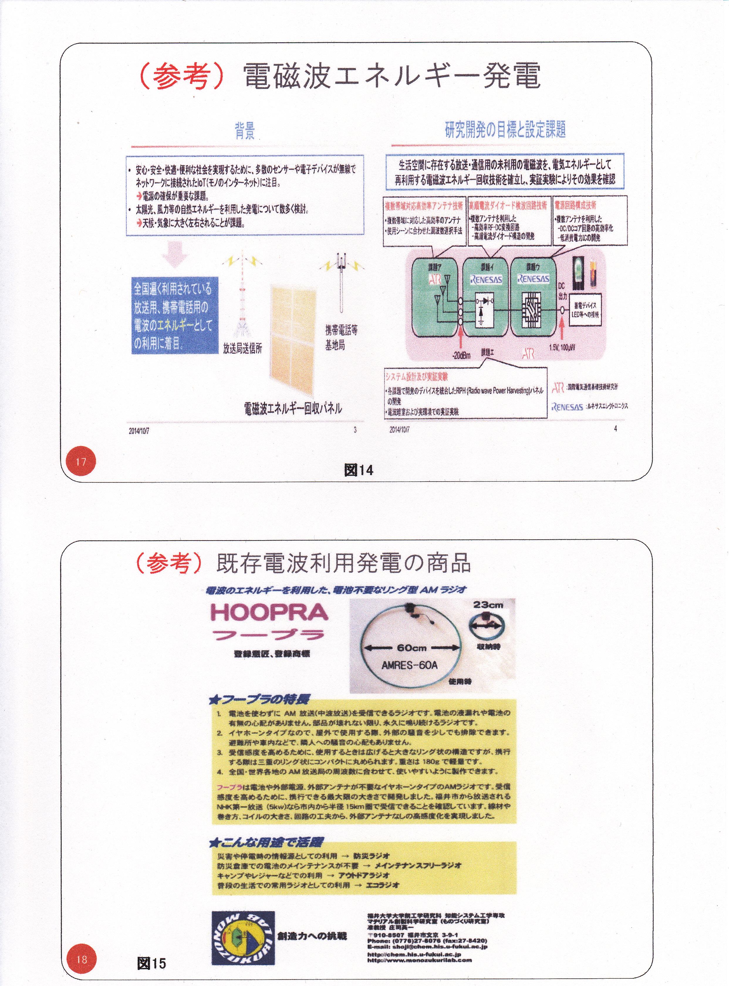 静止型発電機の基礎研究02(漏れ磁束コンバーター)9