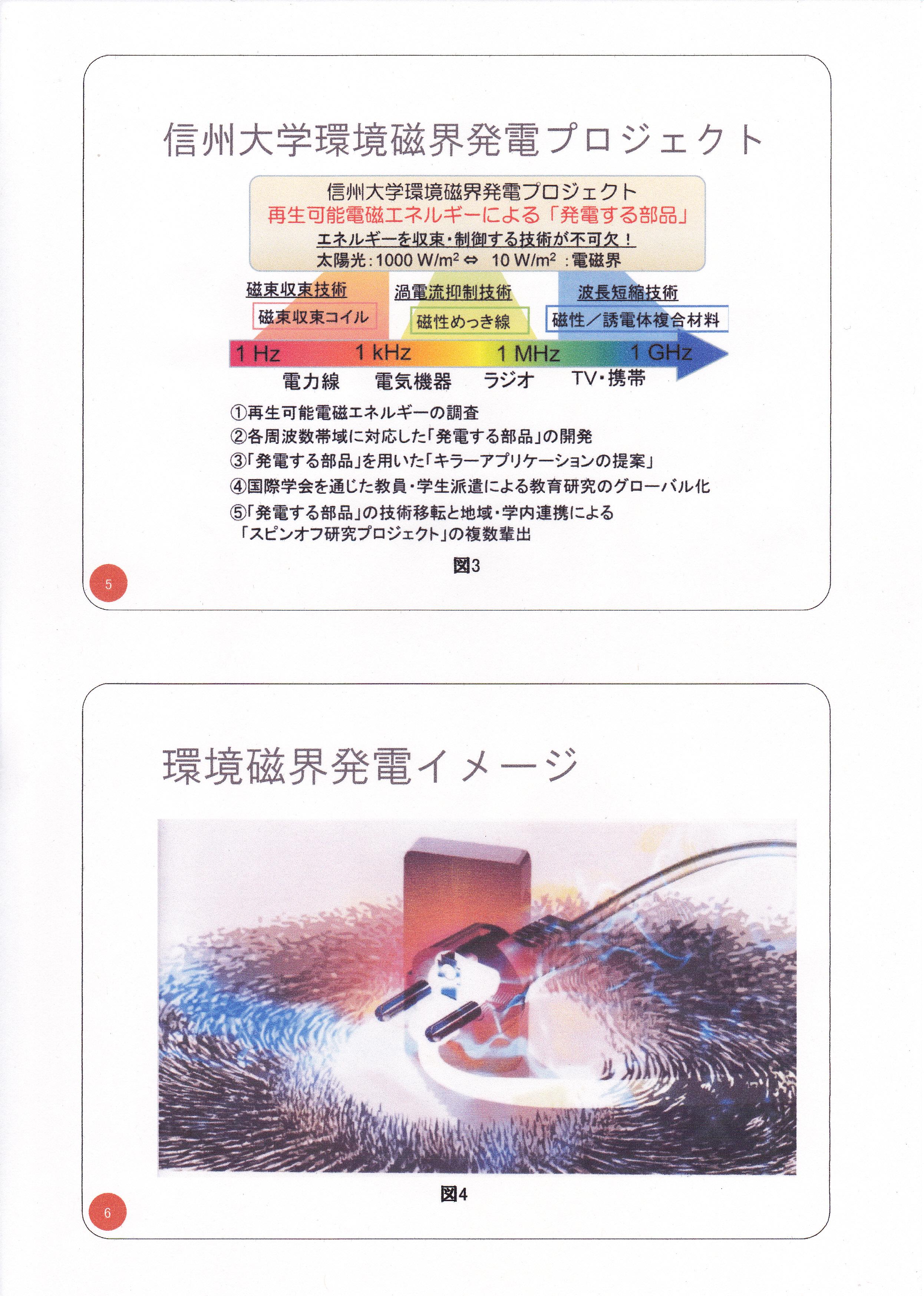 静止型発電機の基礎研究02(漏れ磁束コンバーター)3